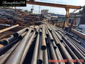 Thu mua sắt thép công trình tại nhà máy đóng tàu đại dương