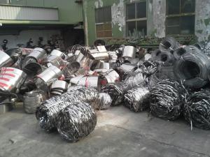 Thu mua Inox phế liệu tại nhà máy Vinasun