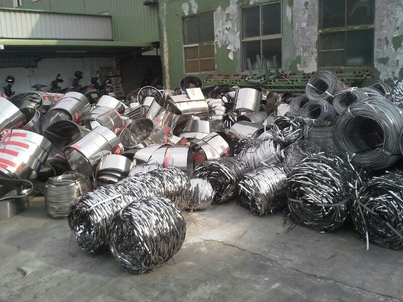 Thu mua Inox phế liệu tại nhà máy Vinashin