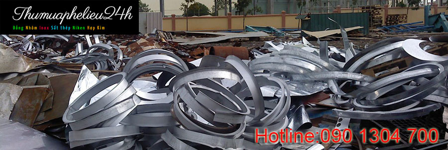 Thu mua nhôm phế liệu tại nhà máy Tấn Phát Tây Ninh